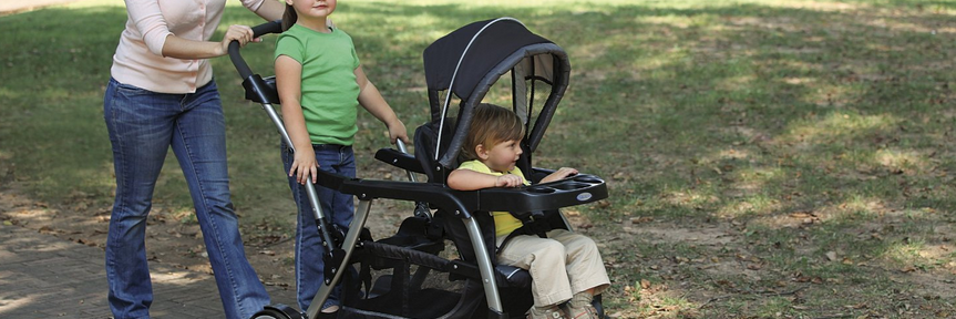Top Recommended Features When Buying a Double Jogging Stroller